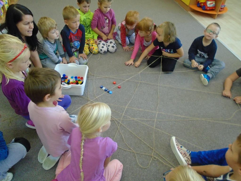 Hrátky ve třídě